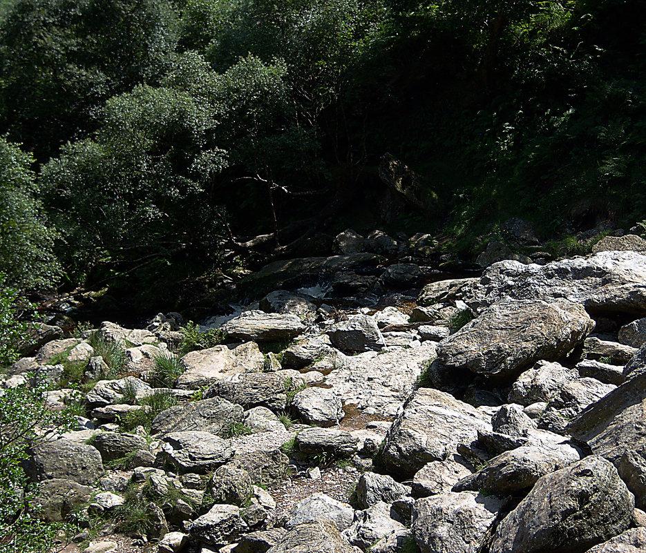 Каменная река. - juriy luskin