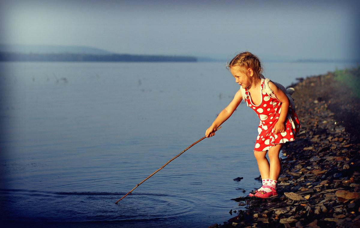 Ловись рыбка большая и маленькая! - Ирина Трифонова