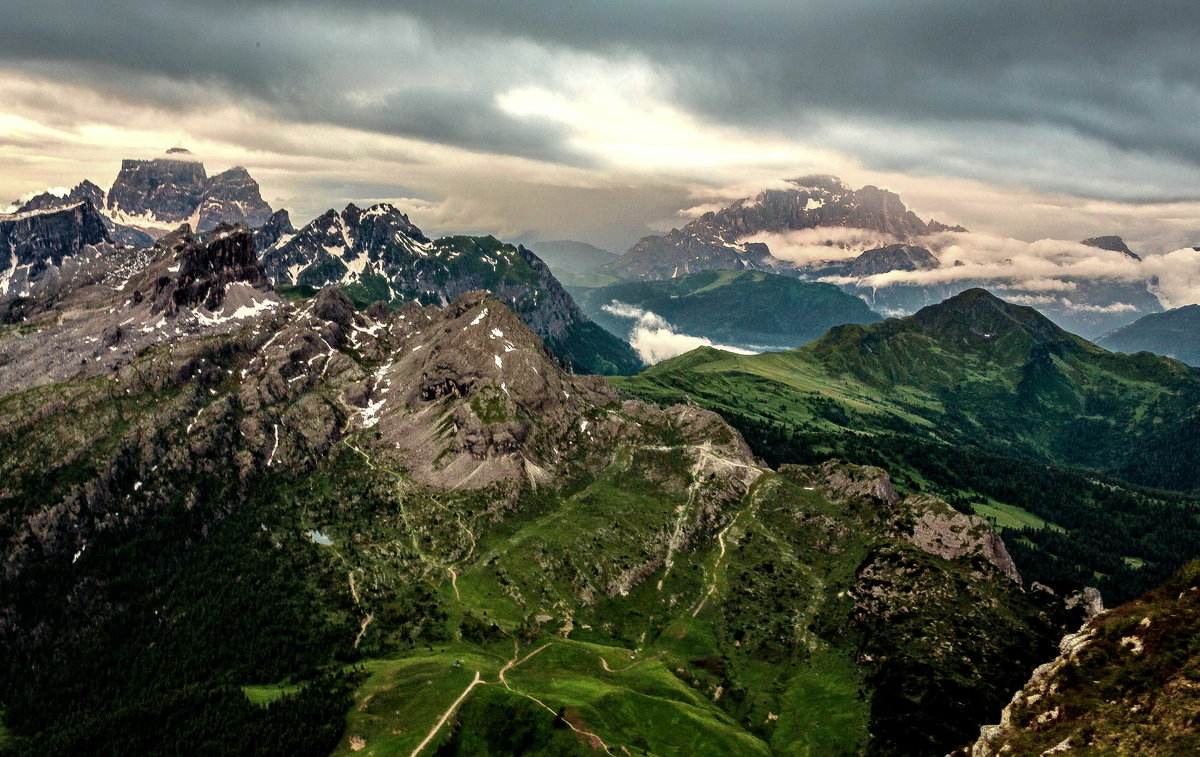 The Alps 2014-Italy-Dolomites 23 - Arturs Ancans