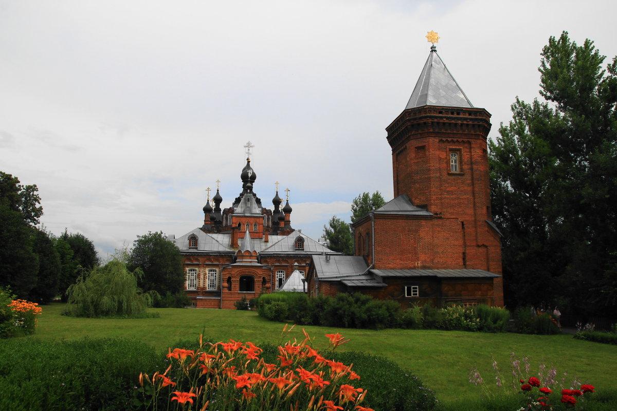 Монастырь - Карпухин Сергей