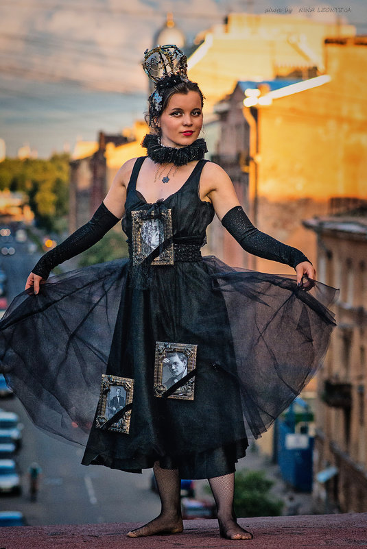 Тайное общество - Nina Zhafirova