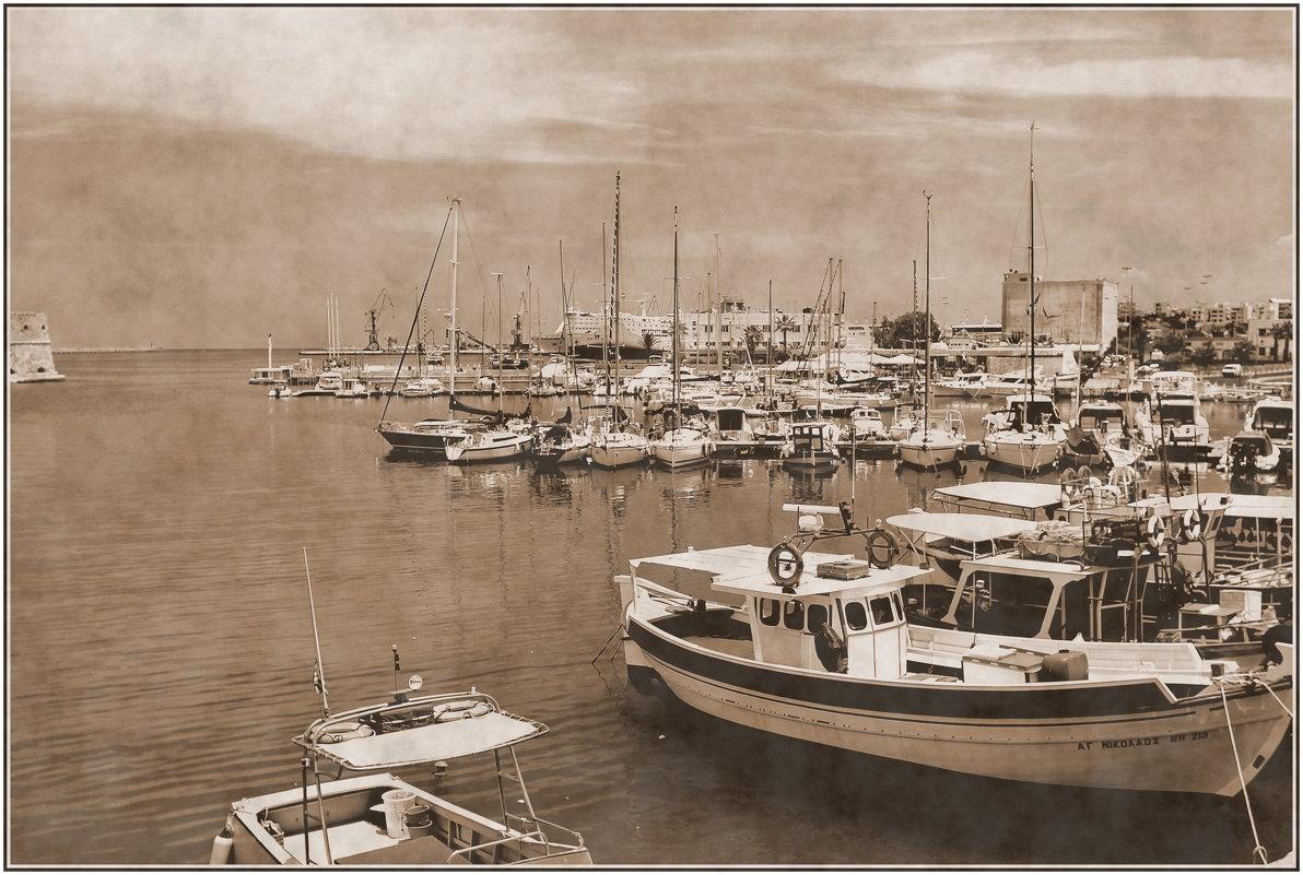 тихая гавань - Александр Липецкий