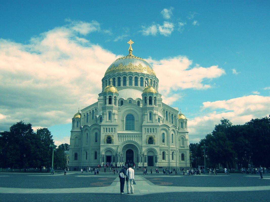 морской собор в Кронштадте - Аня Тарасова