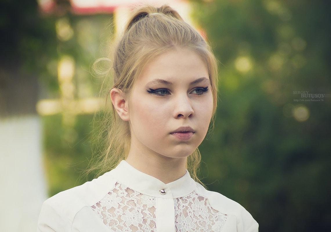 Екатерина. (Везёт мне на Катей) - Сергей Бутусов