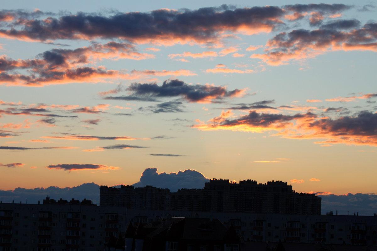 На закате дня - Алла ZALLA