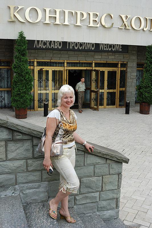 Из конгресс-холла - Юрий Муханов