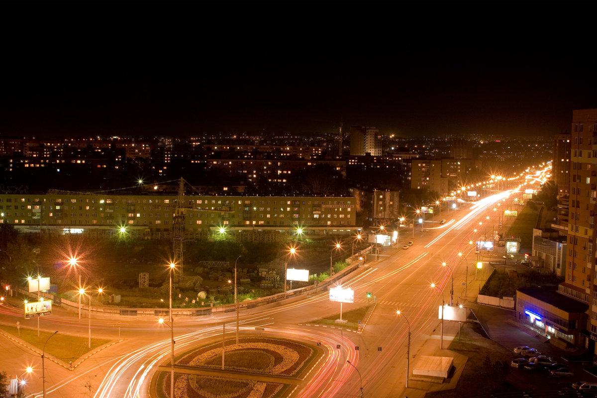 Ночной город - Aleksey DavidoFF