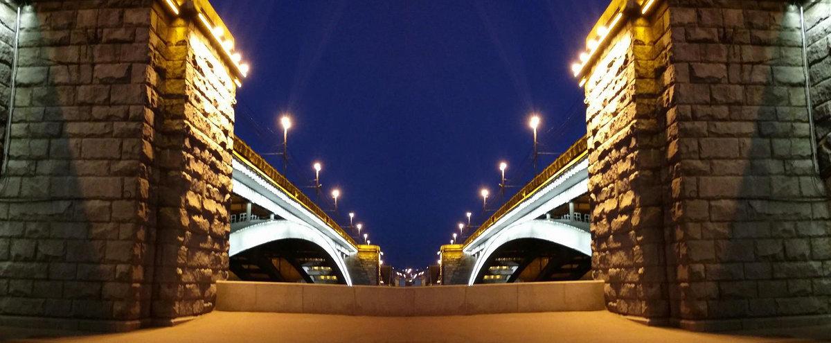 Мостоотражение - Ирина Томина