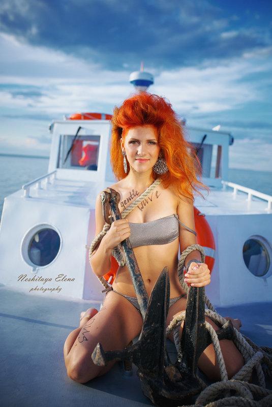морячка - Елена Нешитая