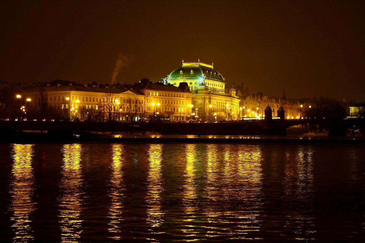 Ночная Прага - Никита Иванов
