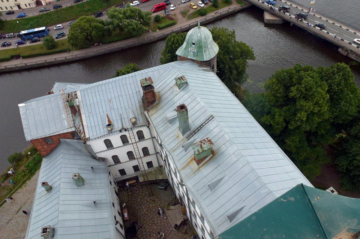 Крыша замка - Наталья (Nattina) ...