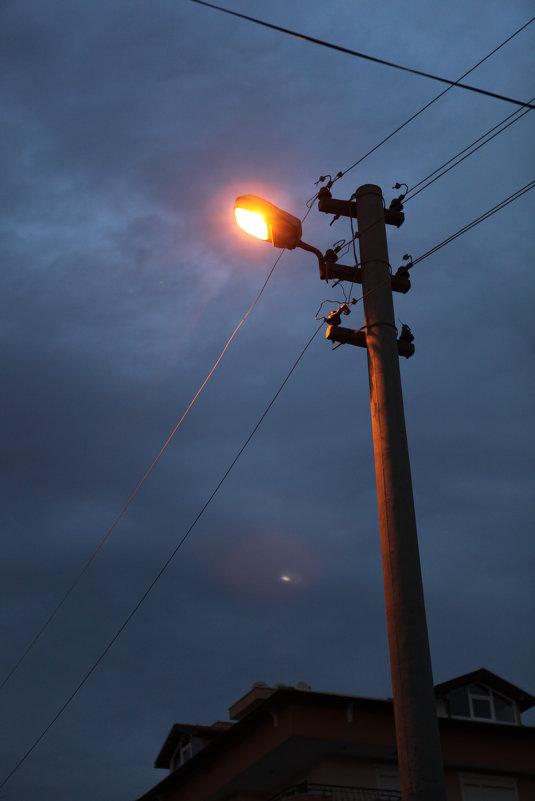 Вечерняя атмосфера - Артем Бардюжа