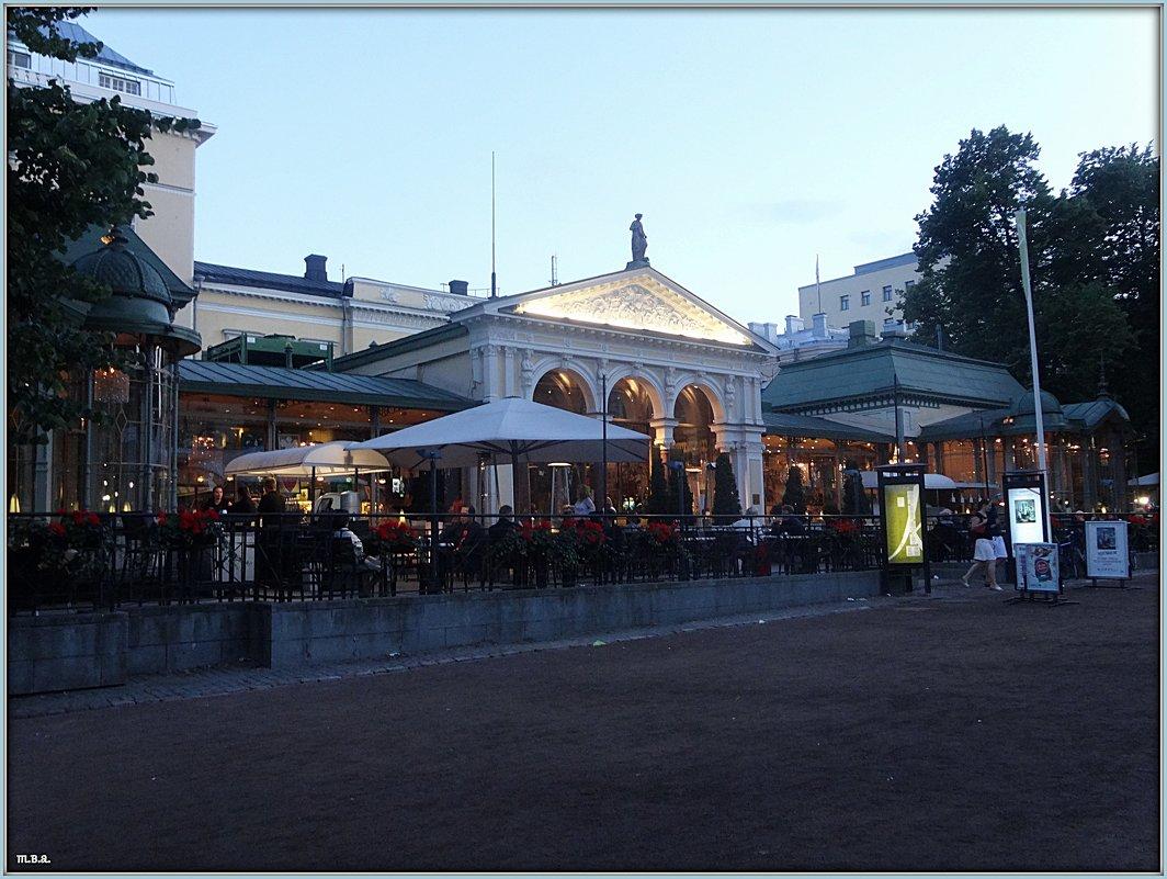 Ресторан Kappeli - Вера