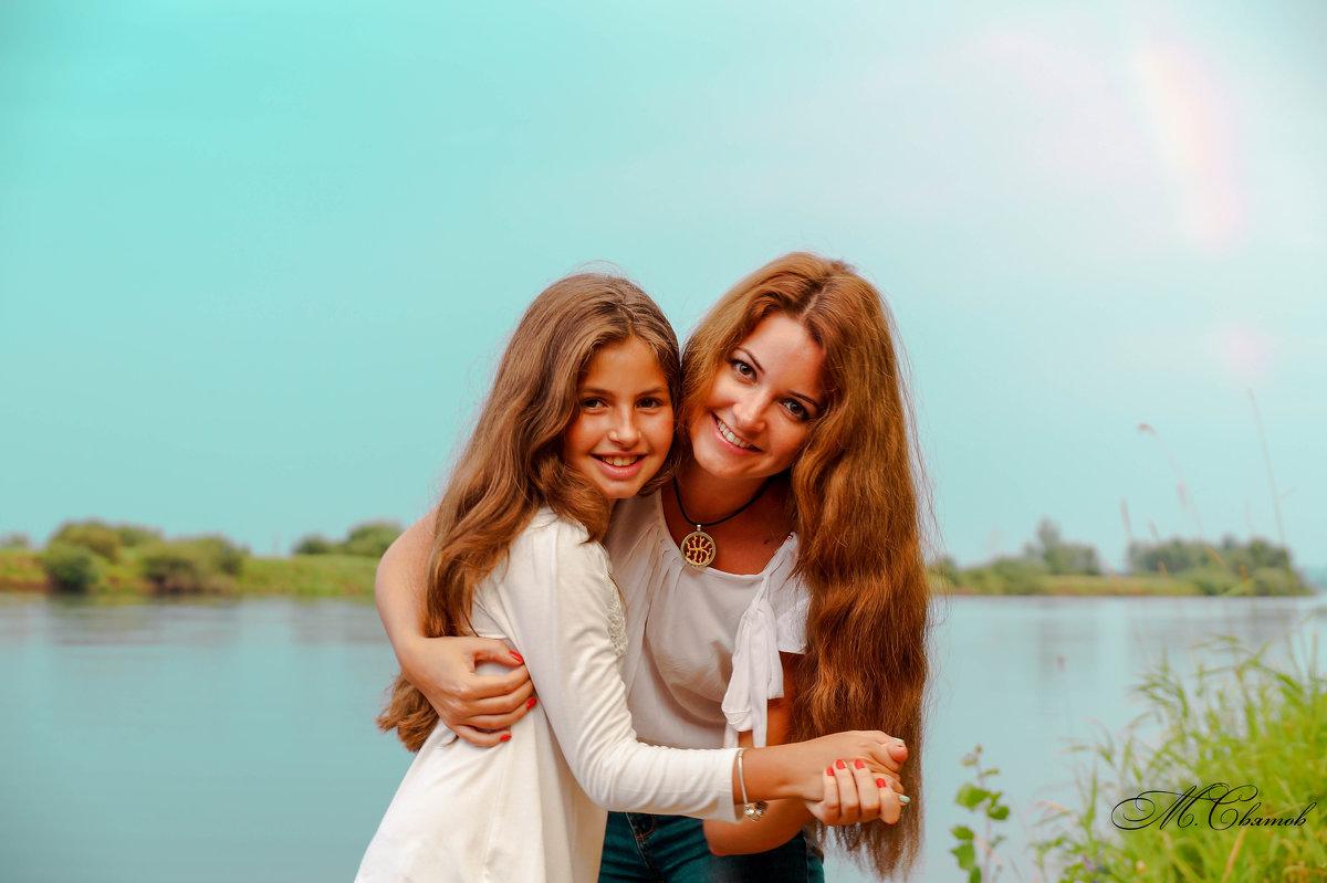 Реклама мамы с дочкой 11 фотография