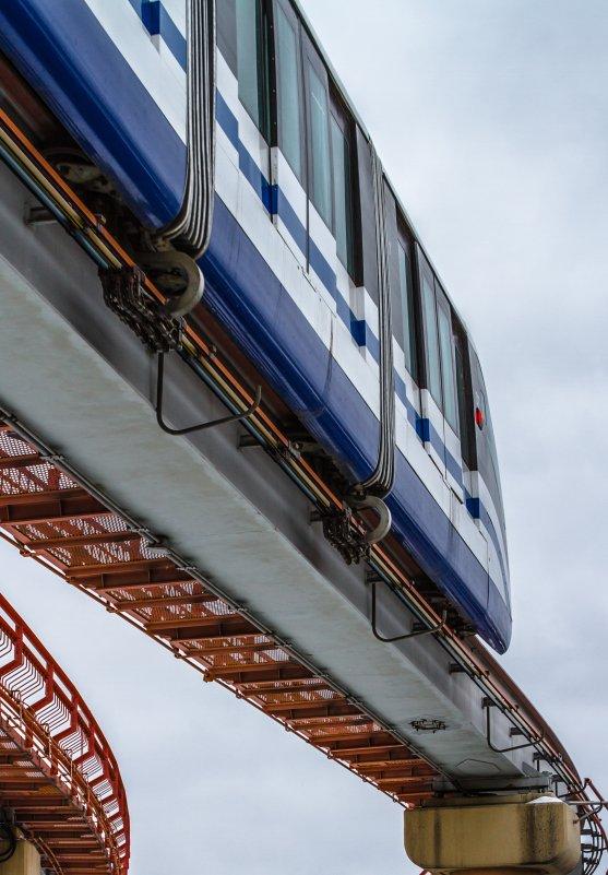Sky Rail - Николай Шумилов