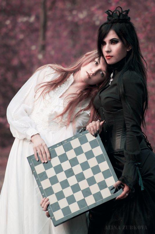 королевы за пределами поля - Алина Зубкова