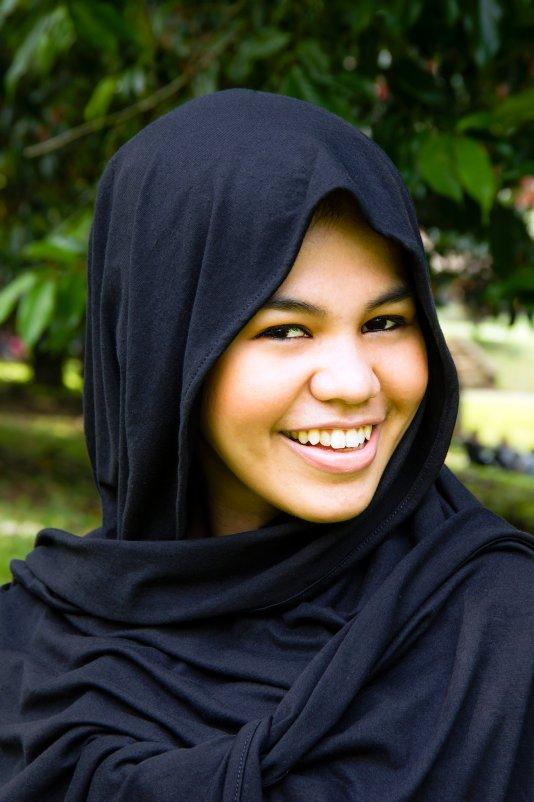 Индонезийская девушка - Sergey Medvedev