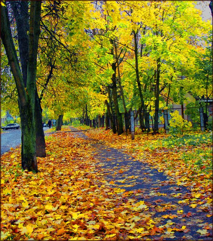золото осени - Валерий Коноплев