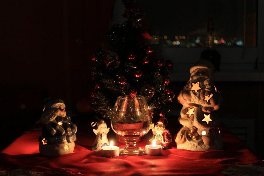 Всем нового года:) - Дарья Воропаева