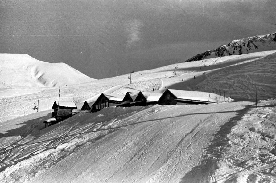 Chamonix mont blanc - Дмитрий Ланковский
