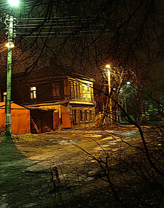 улочки - Валерий Коноплев