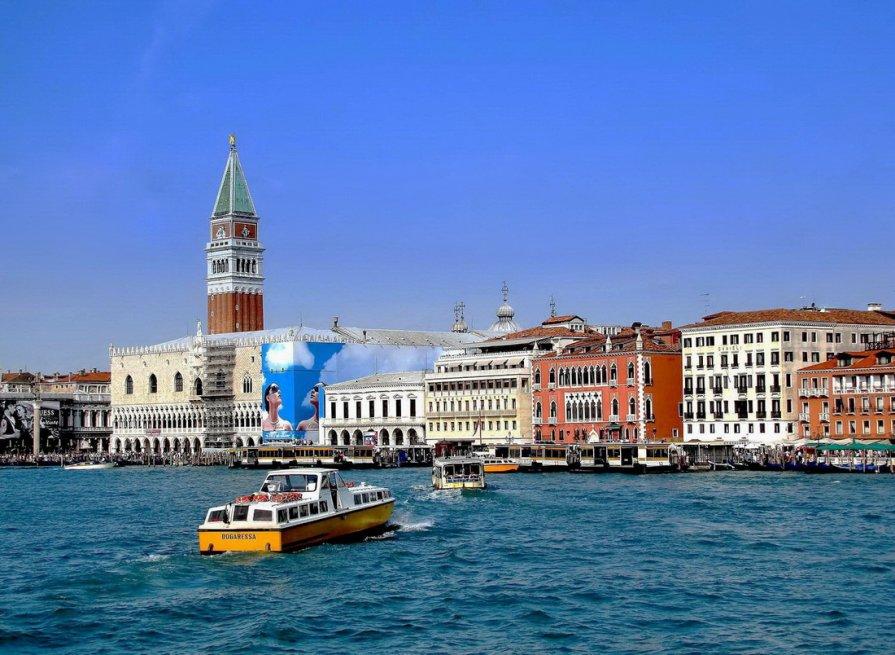 Венеция-Акватория Сан-Марко - igor G.