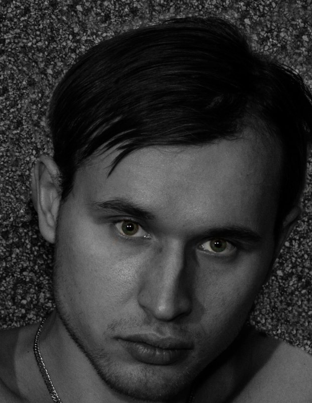 Автопортрет - Sergey Medvedev