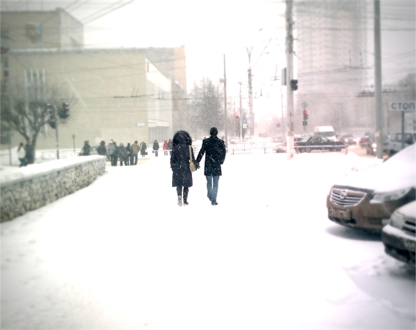 Снег идет... - Павел Михалев