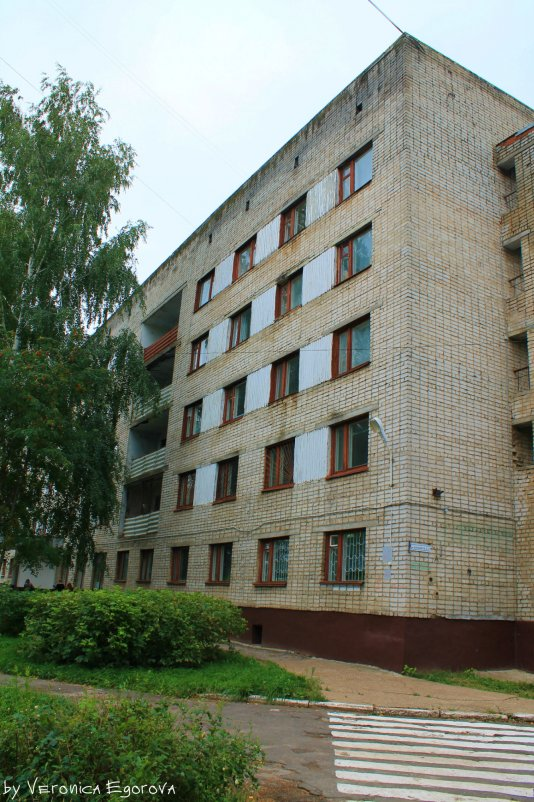 Наше общежитие - Вероника Егорова