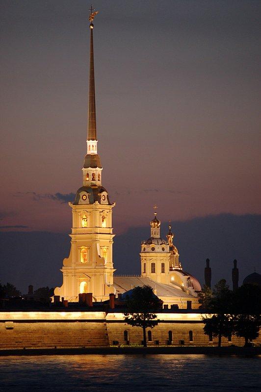 Петропавловский собор - Евгений Юрченко