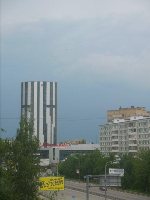 Город - Андрей Новокщёнов