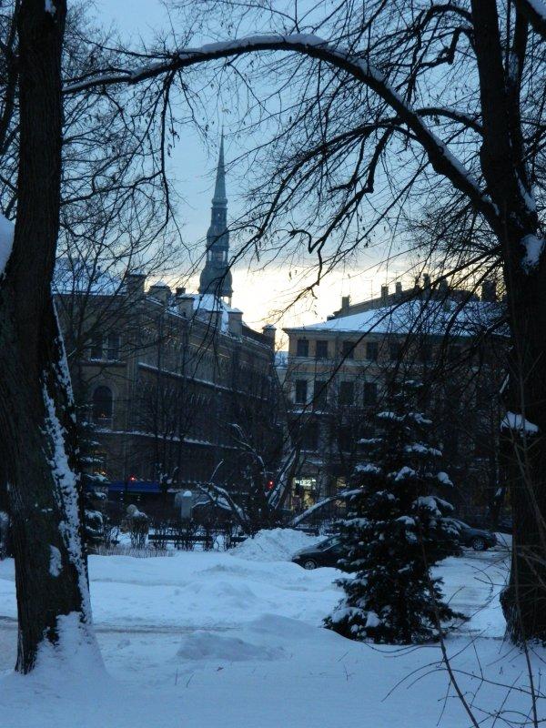 Прошлогодняя зима - Lina Liber