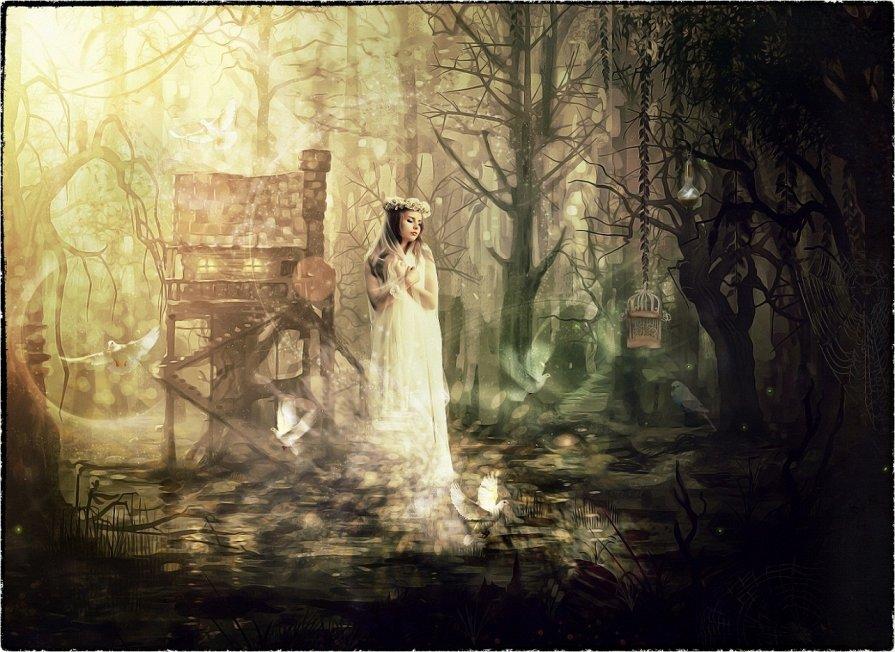 Магия леса - Екатерина Щербакова