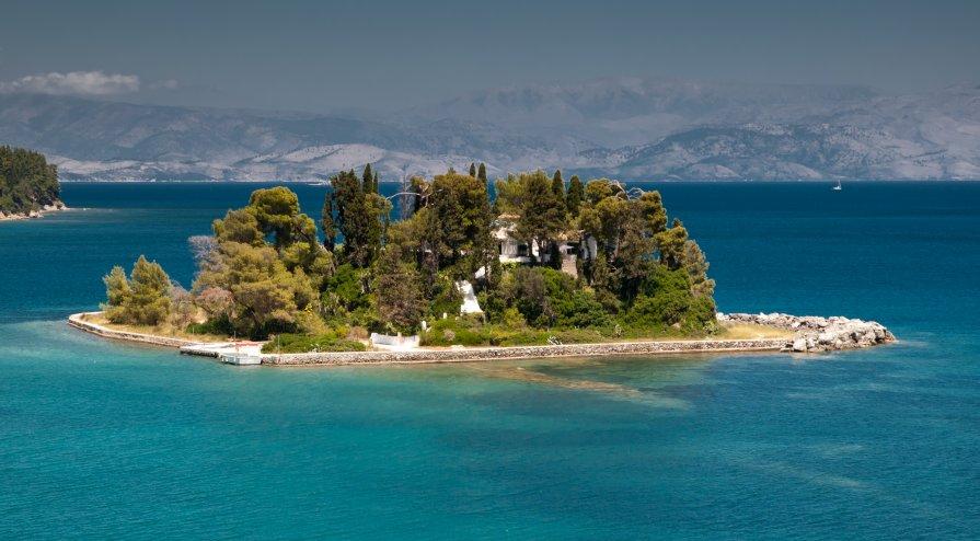 Острова нашей мечты - человечик prikolist
