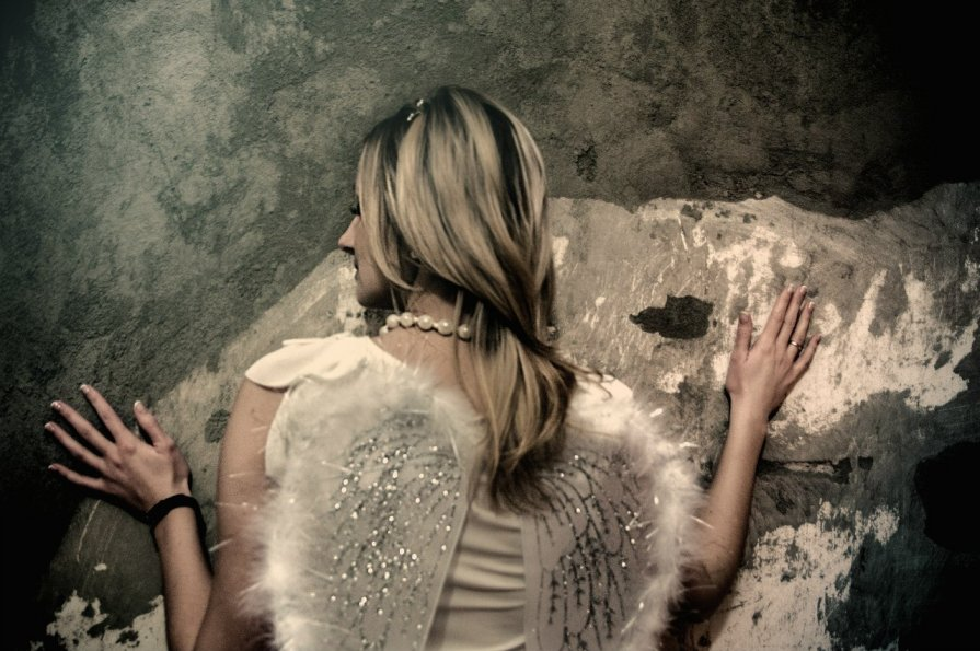 ангел - Любовь Морец