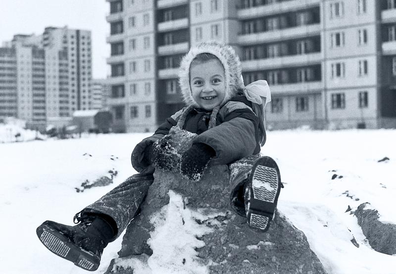 Зима-а !!! - Марк Васильев
