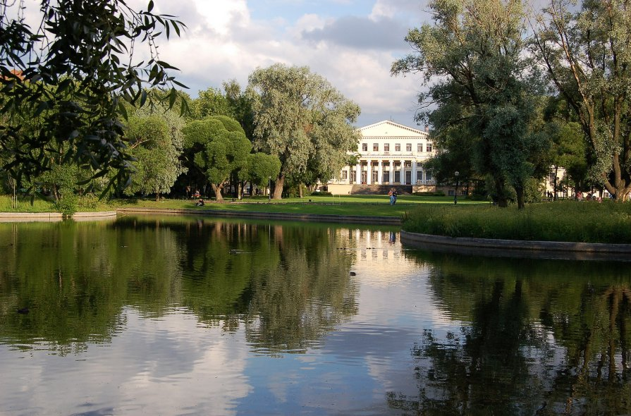 Юсуповский сад - Евгений Юрченко