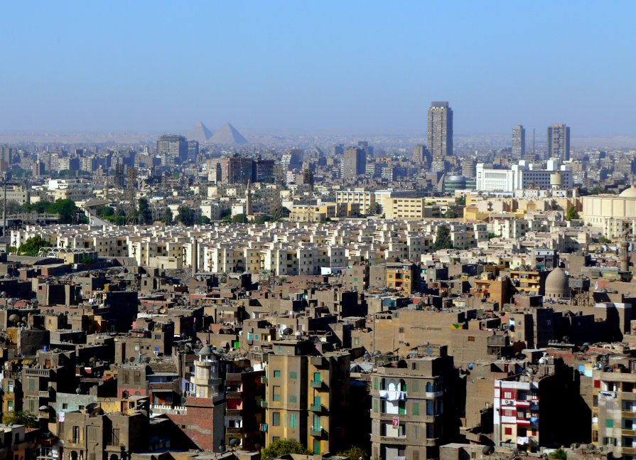 Каир - валерий телепов