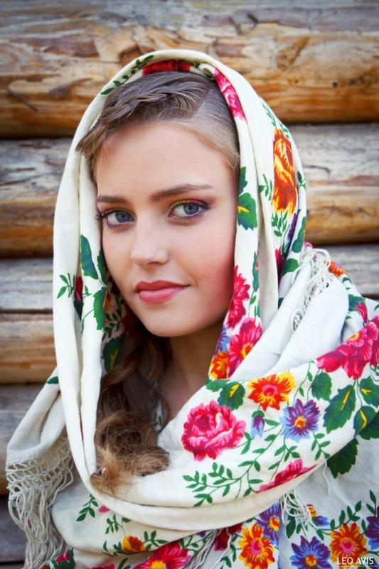 Россия - Ксения Юркевич