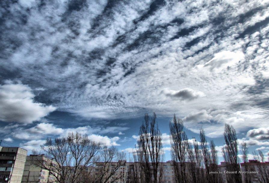 Вид Из окна - Эдуард Аверьянов