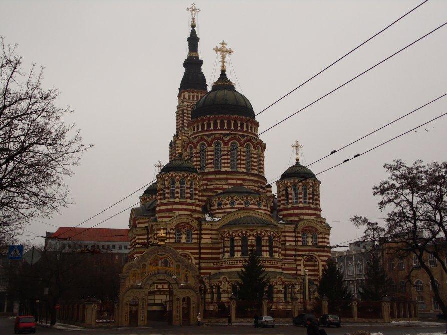 Благовещенский собор(Харьков) - Виктор Николенко