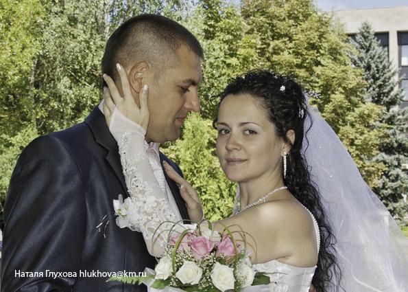 свадьба - Натали Глухова