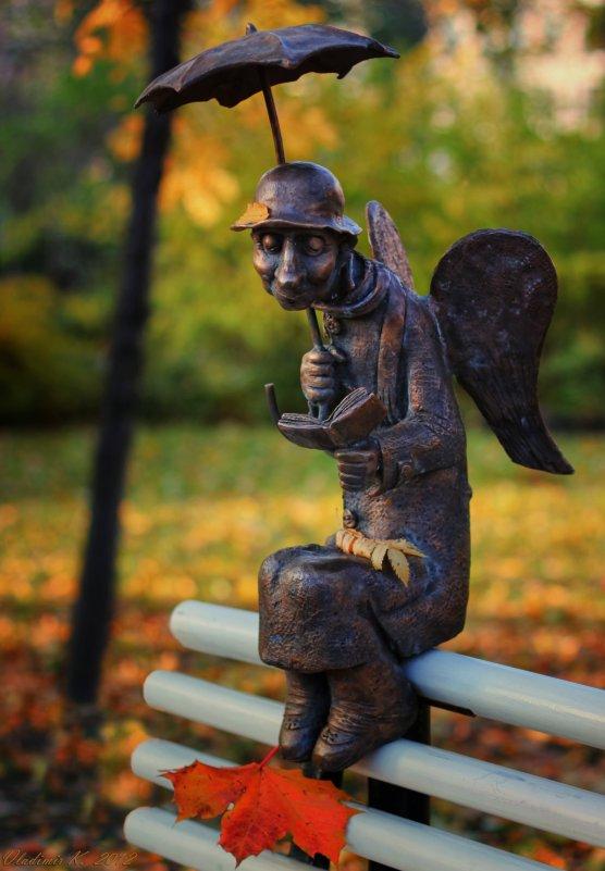 Петербургский ангел - Владимир Колесников