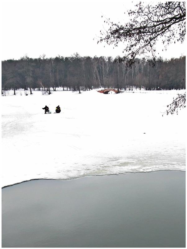 Зима уходит - Валерий Оболенский