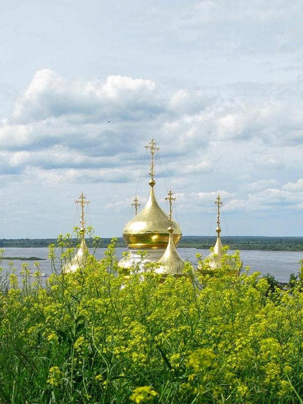 О происхождении золота куполов - Валерий Оболенский