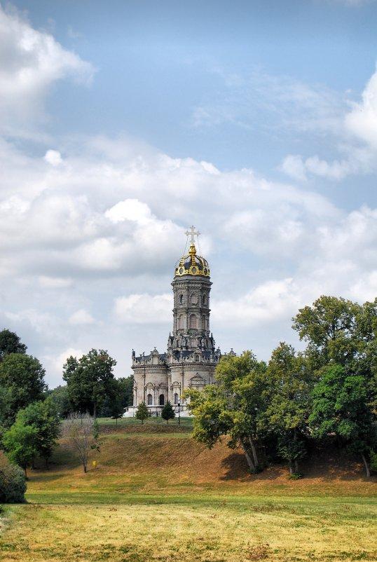 Церквушка - Наталья Бох