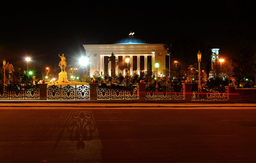 Ташкент в ночи - Наталья Бох