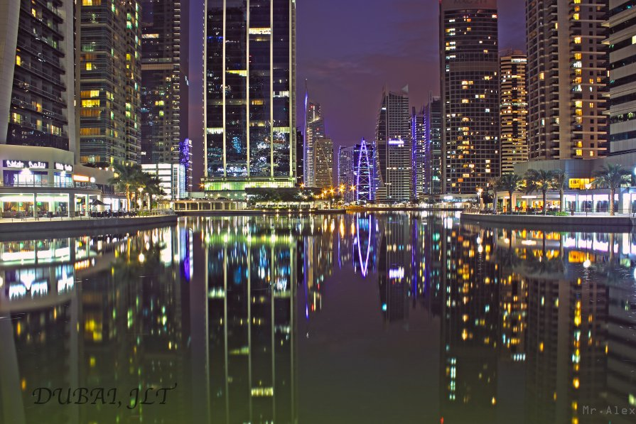 Dubai - JLT - Alex Okhotnikov