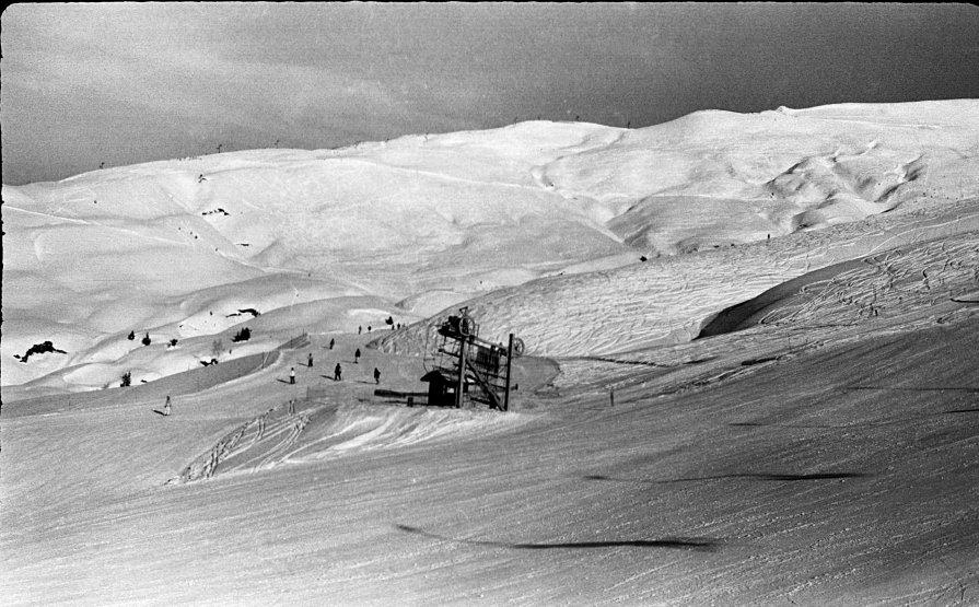 Chamounix mont blanc - Дмитрий Ланковский