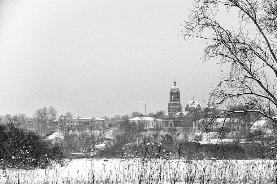 Зимние зарисовки 2 - Олег Куликов